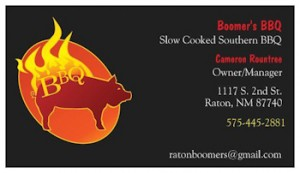 Boomers BBQ Business Card 350 pW_