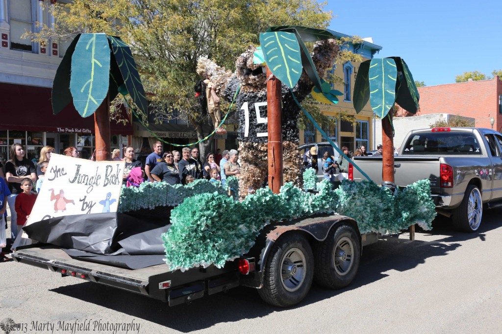 The RHS Junior Float