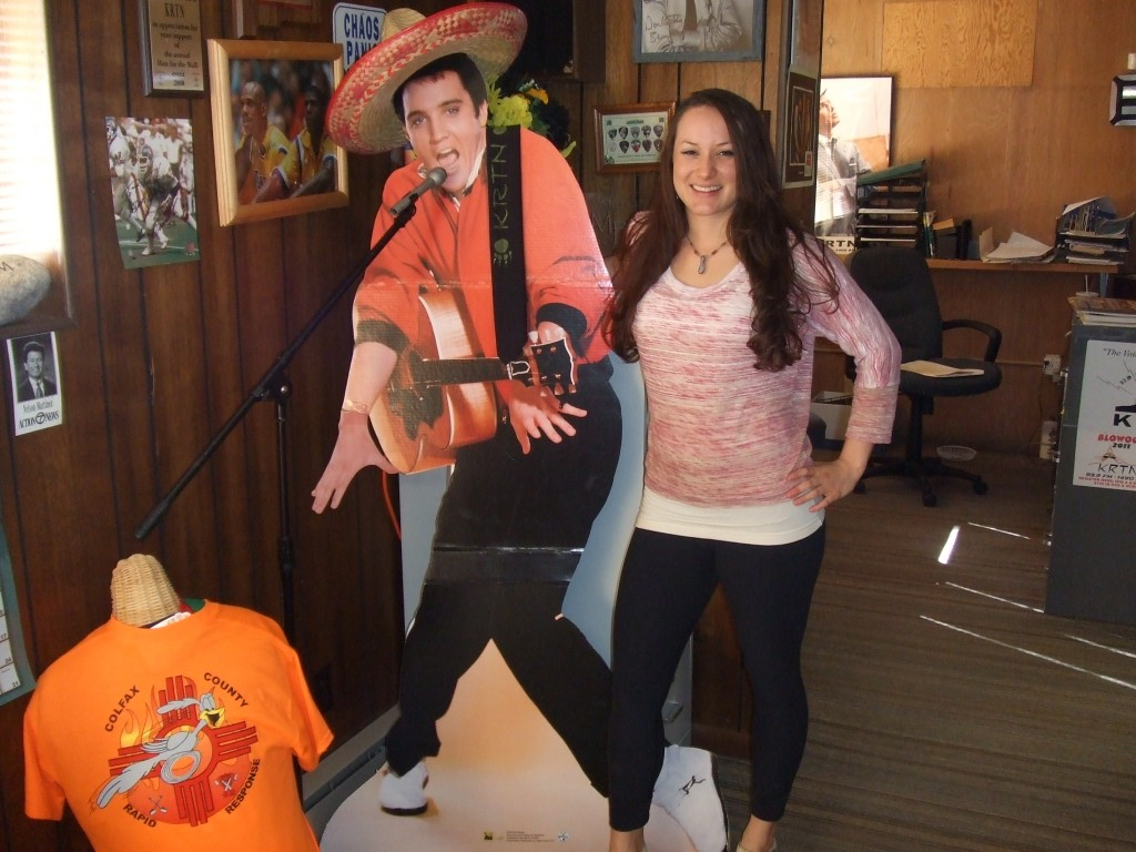 Elvis and Gina