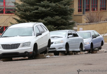 Raton residents woke to find their car tires flat Saturday