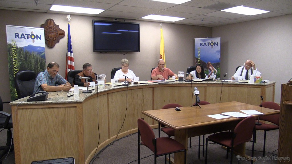 Raton City Commissioners