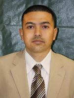 Victor Esparza has taken the Raton High girls basketball coaching position