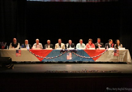 2014 PBW Candidates Forum held at the Shuler
