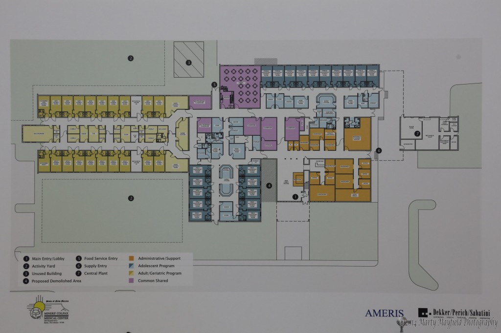 The plan for the old hospital facility which could cost as much as $10 million to renovate for a behavioral health facility