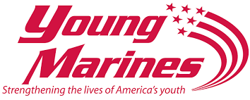 Young Marines logo