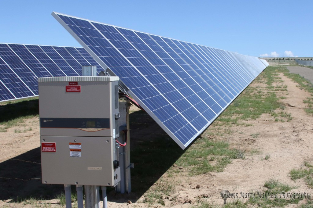 Springer Electric Cooperative's new Solar Array