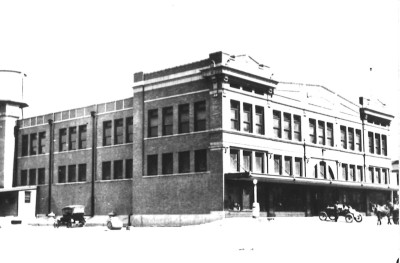 Phelps-Dodge Mercantile Department Store