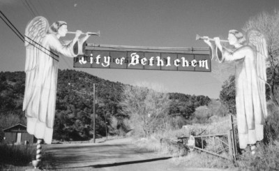 Entrance to City of Bethlehem