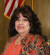 Colfax County Clerk Freda Baca (Photo Courtesy Colfax County)