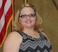 Colfax County Deputy Clerk Rebecca Hoy (Photo Courtesy Colfax County)