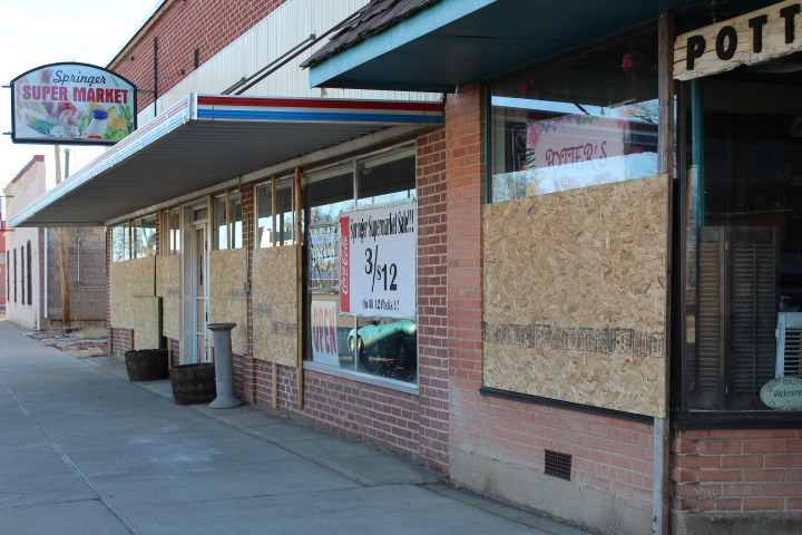 Business After In Springer Nm Had Their Windows