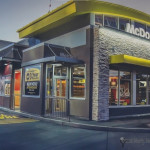This is what the new McDonalds store in Raton will look like
