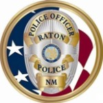 raton police officer badge
