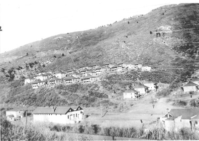Sugarite Coal Camp (Courtesy of Joe Bertola Family)
