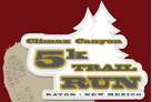 climax canyon trail run