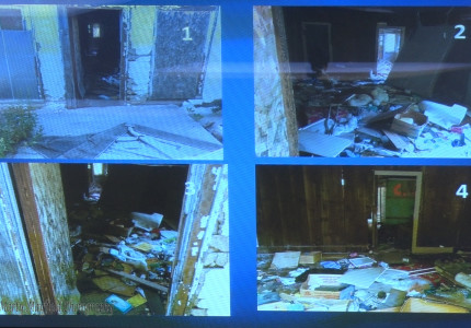 Photos of the interior of 421 N 4th St