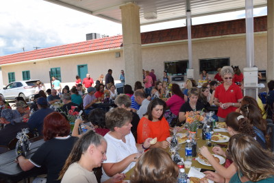 2016 Teacher's Luncheon