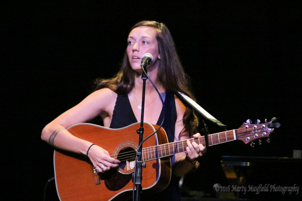Ira Wolf won the singer/songwriter competition this year. she was one of over 100 contestants to enter the Youtube event.