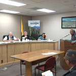 City Manager Scott Berry asked the Raton Fire Fighters if Roy Fernandez with the UMWA was representing their union at Tuesday evenings meeting.