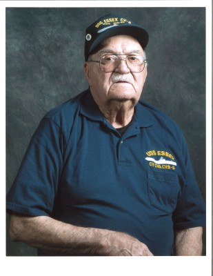 "John F.""Johnny"" Bacca, World War II Veteran"