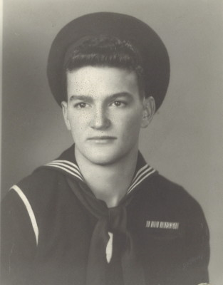 Johnny Bacca, U.S. Navy, USS Essex