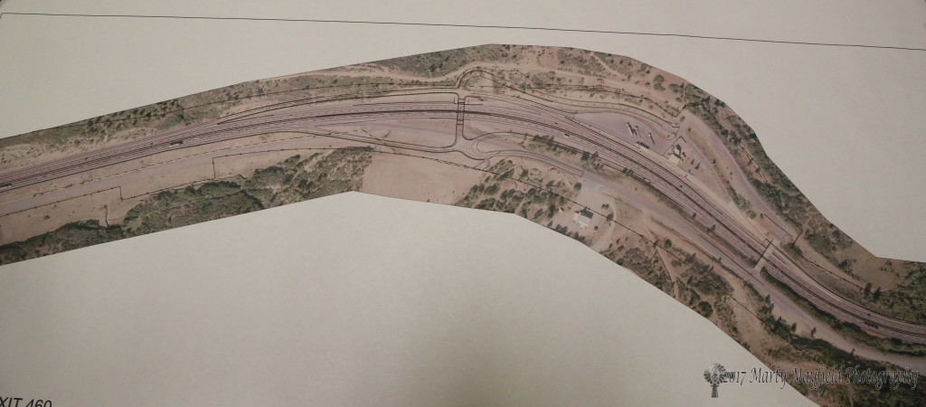 I-25 Exit 460 Reconstruction Project will move the overpass over the interstate about 1800 feet south of its current location and this phase of the project will likely run into two construction seasons.