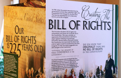 bill of Rights 225 yrs