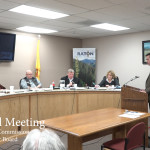 Attorney John Utton went over the Capulin Water Basin agreement in a joint meeting with the Raton Water Board and the Raton City Commission.