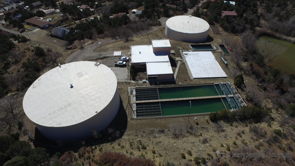 The Raton Filter Plant, much of the facility was built in 1946 and is now in need of upgrades and improvements to meet new water quality regulations for drinking water.
