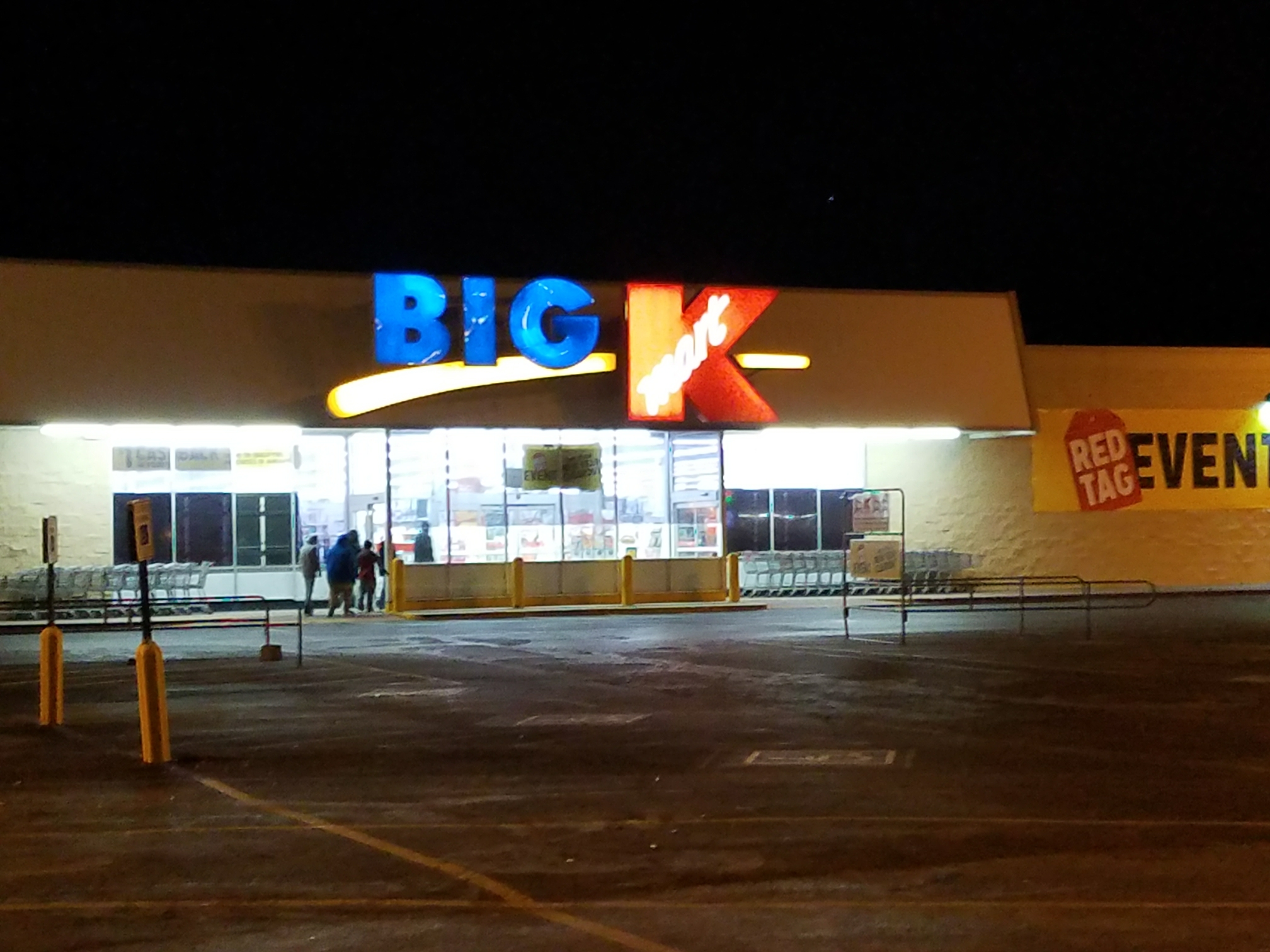 Raton KMART One of 64 to Close – KRTN Enchanted Air Radio