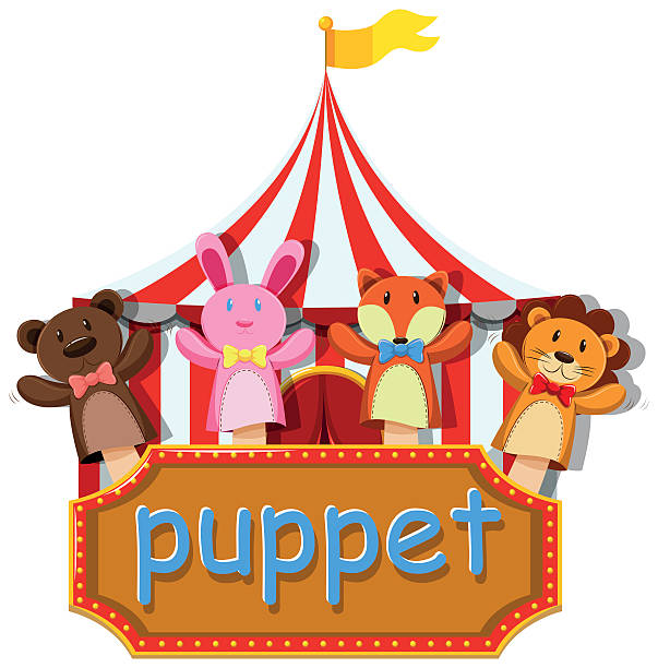 Image result for puppet show clipart
