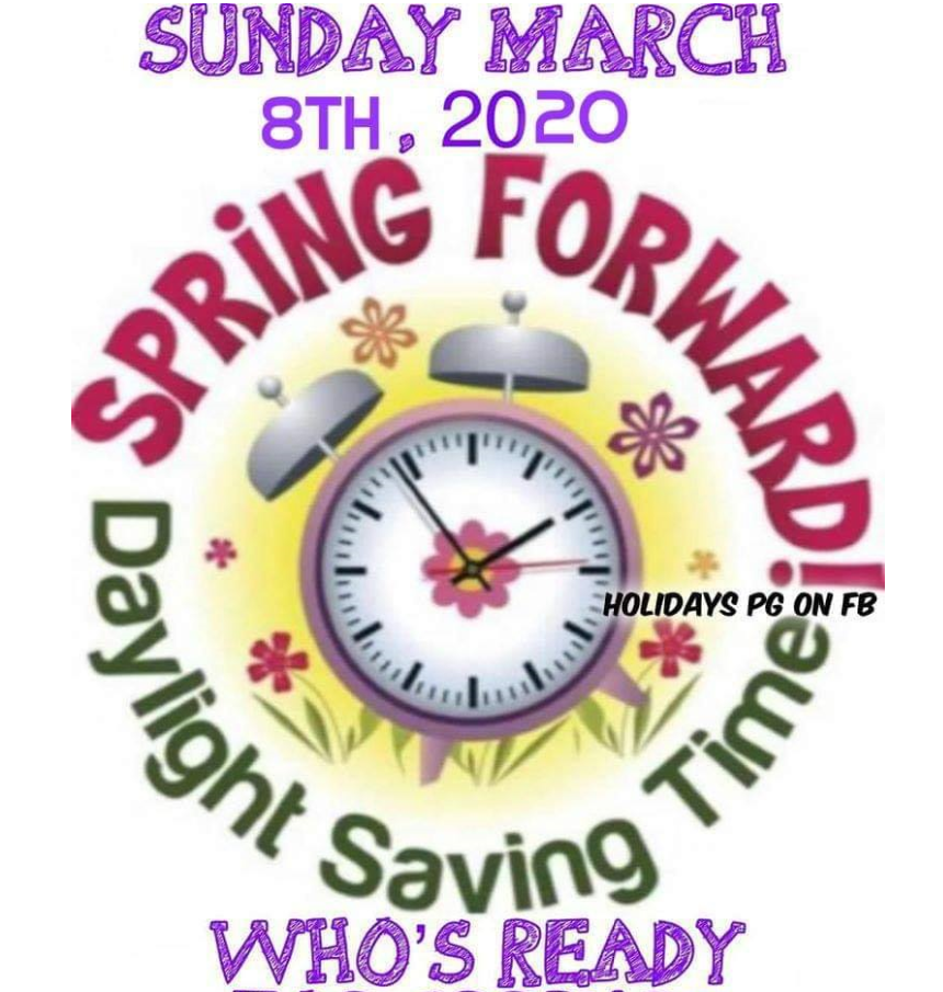 daylight savings time 2020 - photo #21